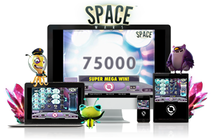Space Wars spil på mobil og tablet