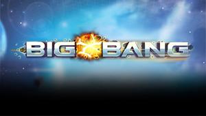 Her kan du spille Big Bang slotmaskinen