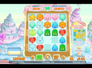 Candy Kingdom Spilleautomat SS 6