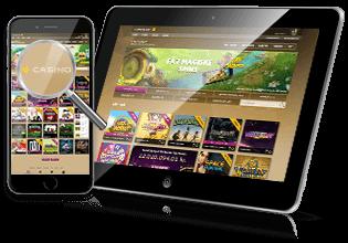 Danske Spil Casino mobilspil