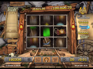 Diamond Express spilleautomat SS