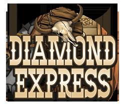 Diamond Express spilleautomat - logo