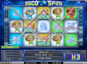 Disco spins SS_01