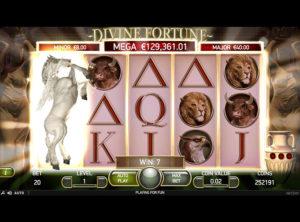 Divine Fortune slotmaskinen SS-06