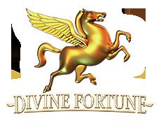 Divine Fortune Game Logo