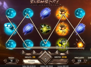 Elements slotmaskinen SS-07
