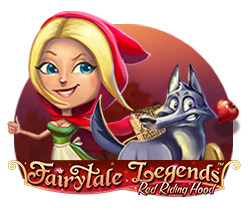 Fairytale Legends Red Riding Hood slotmaskinen fra Netent