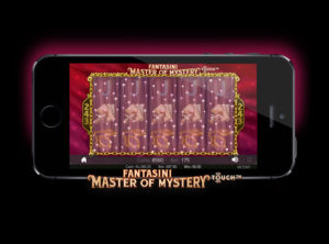 Fantasini Master of Mystery slotmaskinen SS 5