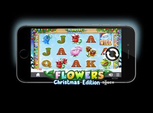 Flowers™ Christmas Edition slotmaskinen SS 5