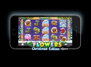 Flowers™ Christmas Edition slotmaskinen SS 6