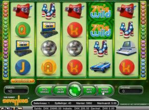 Funky Seventies slotmaskinen SS-04