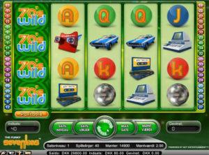 Funky Seventies slotmaskinen SS-06