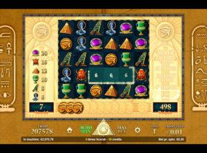 Golden Pyramid Spilleautomat SS 3