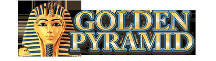 Golden Pyramid Spillemaskine - logo