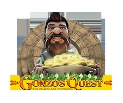 Gonzo's Quest spilleautomaten fra NetEnt