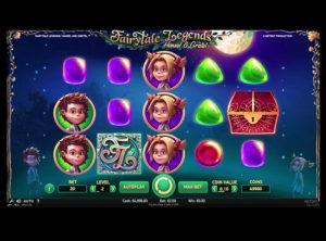 Fairytale Legends: Hansel and Gretel slotmaskinen SS-05