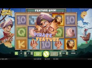 Hook's Heroes slotmaskinen SS-09