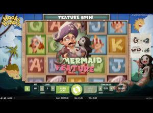 Hook's Heroes slotmaskinen SS-10