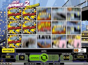 Jack Hammer2 slotmaskinen SS 4