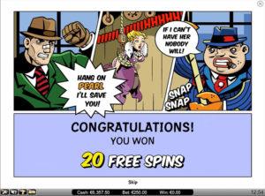 Jack Hammer2 slotmaskinen SS 6