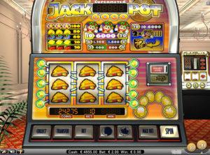 Jackpot 6000 slotmaskinen SS-02