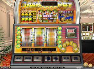 Jackpot 6000 slotmaskinen SS-03