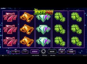 Joker Pro slotmaskinen SS-02