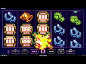 Joker Pro slotmaskinen SS-04