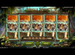 Jungle Spirit: Call of the Wild slotmaskinen-01