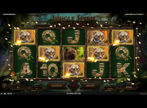 Jungle Spirit: Call of the Wild slotmaskinen-02