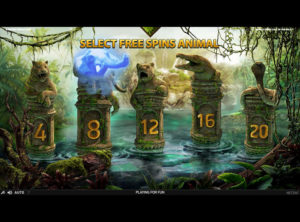 Jungle Spirit: Call of the Wild slotmaskinen-04