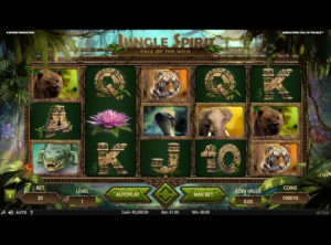 Jungle Spirit: Call of the Wild slotmaskinen-08