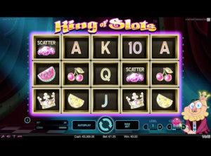 King of slots slotmalinen SS-01