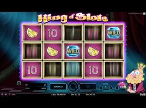 King of slots slotmalinen SS-04