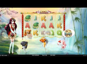 Koi Princess slotmaskinen SS-01