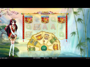 Koi Princess slotmaskinen SS-06