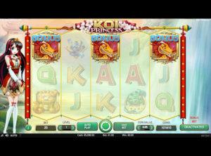 Koi Princess slotmaskinen SS-07