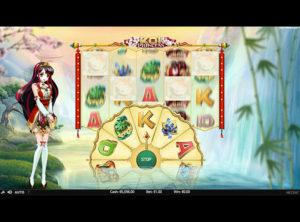 Koi Princess slotmaskinen SS-08