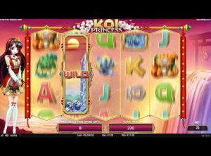 Koi Princess slotmaskinen SS-09