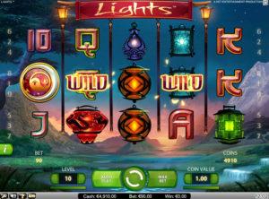 Lights slotmaskinen SS-05