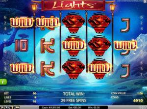 Lights slotmaskinen SS-06