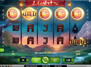 Lights slotmaskinen SS-07