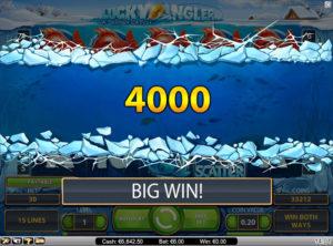 Lucky Angler slotmaskinen SS 2