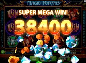 Magic Portals slotmaskinen SS-03