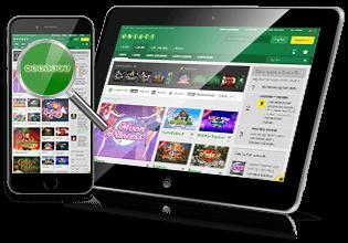 Unibet Casino mobilspil