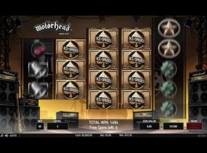 Motorhead slotmaskinen SS-01