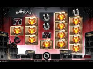 Motorhead slotmaskinen SS-02