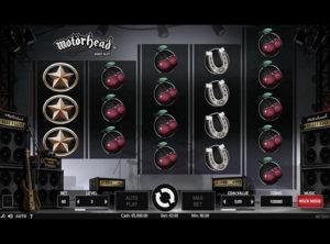 Motorhead slotmaskinen SS-04
