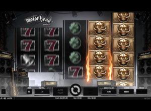 Motorhead slotmaskinen SS-07