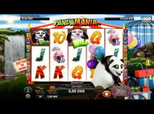 Pandamania slotmaskinen SS-04